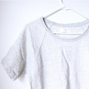 • RELISTED the everlane tunic top